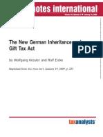 53TI0233 Inheritance Tax
