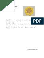 Flor de siete pétalos