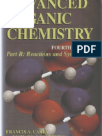 Advanced Organic Chemistry Part B Reaction And Synthesis Pdf