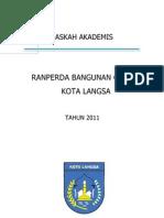 Naskah Akademis Ranperda Langsa Edit