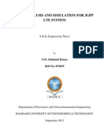 PAPR Analysis and Simulation for 3GPP LTE System
