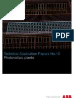 ABB QT10 - Photovoltaic Plants