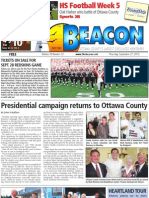 The Beacon - September 27, 2012