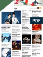 Agenda Canarias cultura y ocio - octubre 2012