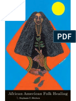 African American Folk Healing Stephanie Y Mitchem