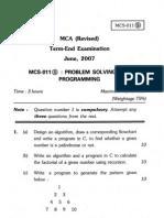 MCS-011-S