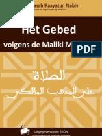 Hoe verricht Ik het gebed volgens de Maliki Madhab