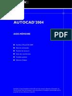 Aide-Mémoire Autocad Fr