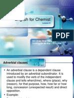 English for Chemist 8