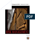 Enterprise Risk Management (Summary)