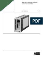 Protronic PS - Manual