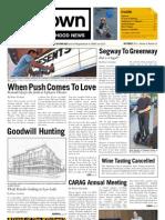 October 2012 Uptown Neighborhood News