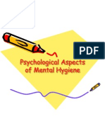 Psychological Aspects of Mental Hygiene
