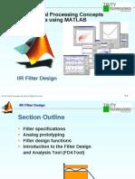 Dsp 5 - Iir Filter Design