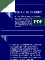 Diapositivas Tema El Cuerpo