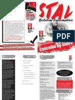 Boletim Informativo de Sintra - Setembro 2012