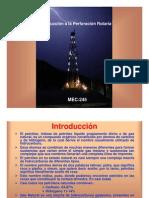 Capítulo 8 Introducción  la aperforación rotaria