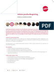 Leaflet Advies Productbegroting