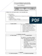 Guias de Aprendizaje Economia de 10 -III