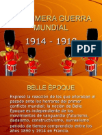 La Primera Guerra Mundial Power Point 1220538287391476 8