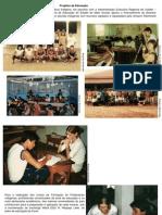 Projetos de educação
