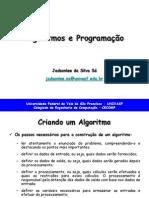 Algoritmos e Programacao - TEORIA - Aula 2