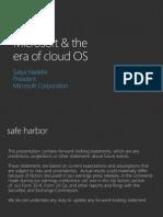 Microsoft_citi September 2012