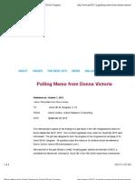 IL-13 Victoria Research for David Gill (Sept. 2012)
