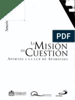 Amerindia - La Mision en Cuestion (a La Luz de Aparecida)