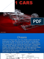 F1 CARS Chassis