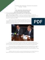 Perú y Ecuador cristalizan unión comercial y fronteriza con proyecto Puyango