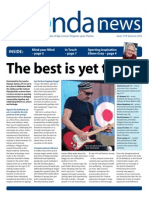 Agenda News Issue 13