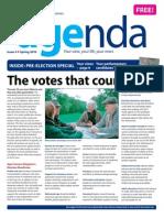 Agenda News Issue 4