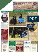 Northcountry News September 28, 2012