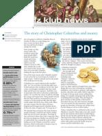 Kidz Klub News, September 2012 Newsletter
