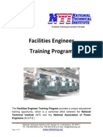 2009 Facilities Engineer Training Program Catalog