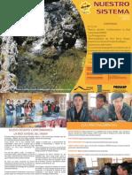 Boletín Nuestro Sistema - Edición 11