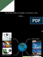 Electricidad en El 2025