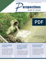 Revista científica Perspectivas desde la Ciencia. Marzo /2012