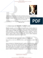 """""""El poder y la acción"""" Scheinsohn en  Razón y Palabra"""