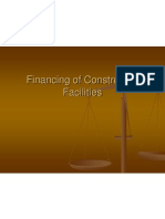 CHAPTER 1 Financing of Constructed Facilities
