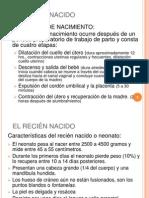 CLASE 6 RECIÉN NACIDO