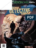 Detective Comics Issue 13 Exclusive Preview