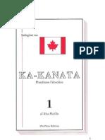 Rita Melillo, Ka-Kanata 1, 1990, PPE, Pp169