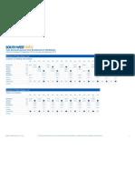 Timetable 172315