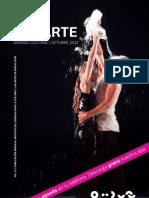 Agenda Conarte   octubre 2012