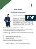 ADM 110 - Análisis Financiero