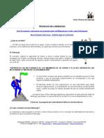 ADM 116 - Técnicas de Liderazgo