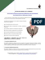 ADM 127 - Administración General de la Empresa