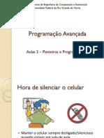 Aula2 - Ponteiros e Programação Modular